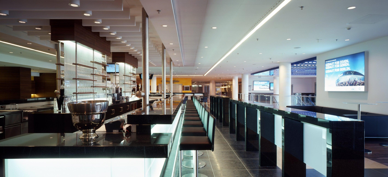 Premium lounge mercedes benz arena berlin for Mercedes benz arena
