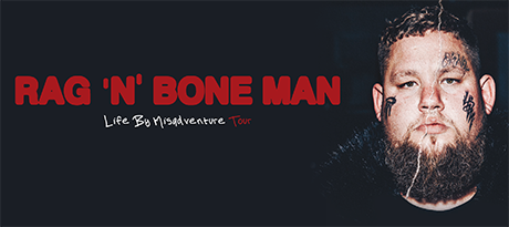 More Info for Rag'n'Bone Man