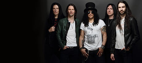 More Info for Slash Ft. Myles Kennedy & The Conspirators