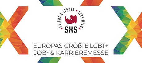 More Info for Sticks & Stones - Europas größte LGBT+ Job- & Karrieremesse