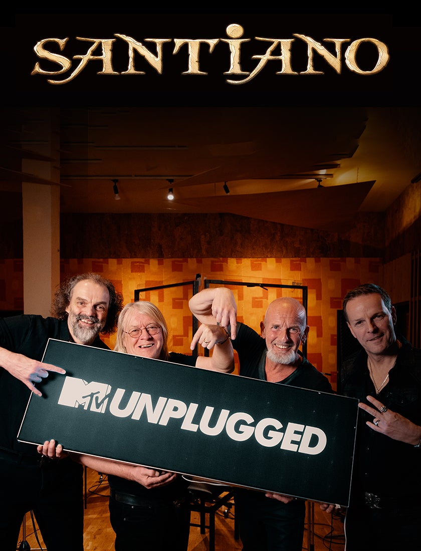 More Info for Neuer Termin: Santiano - MTV Unplugged Tour