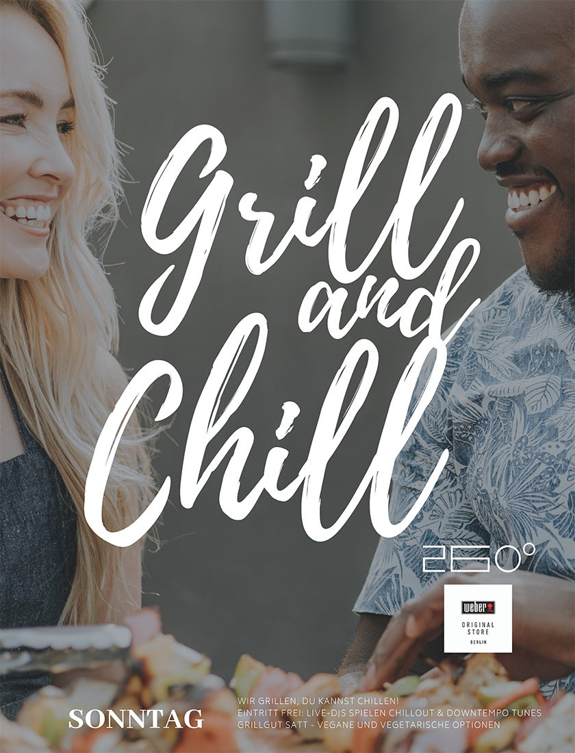 More Info for 260 Grad - Grill & Chill