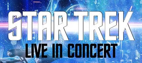 More Info for Star Trek - Live in Concert