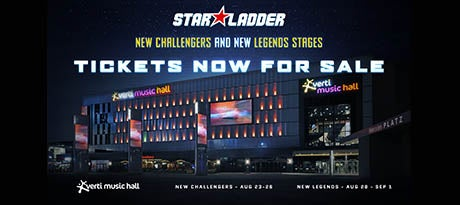 More Info for StarLadder CS:GO: Challengers & Legends