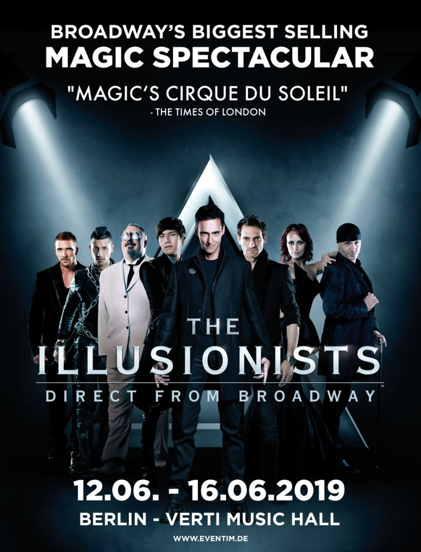 More Info for The Illusionists