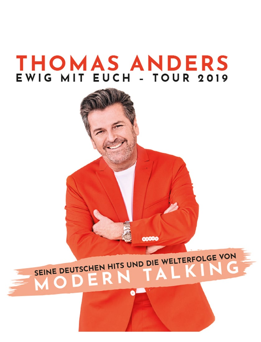 More Info for Thomas Anders