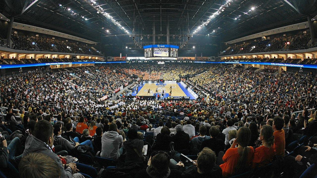 Alba Berlin Mercedes Benz Arena Berlin
