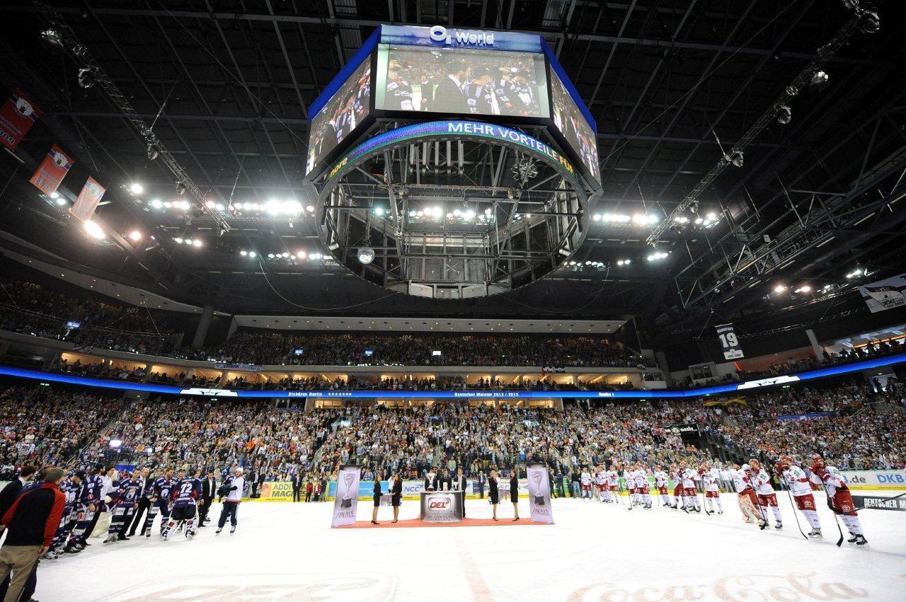 Chl eisb ren berlin zsc lions z rich mercedes benz for Mercedes benz stadium events